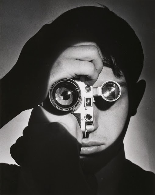 dennis stock by ANDREAS FEININGER 1951